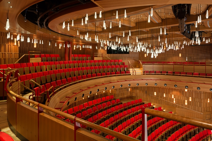 Royal Academy of Music - The Susie Sainsbury Theatre and The Angela Burgess Recital Hall - IGS Magazine - 6