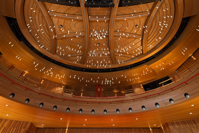 Royal Academy of Music - The Susie Sainsbury Theatre and The Angela Burgess Recital Hall - IGS Magazine - 7