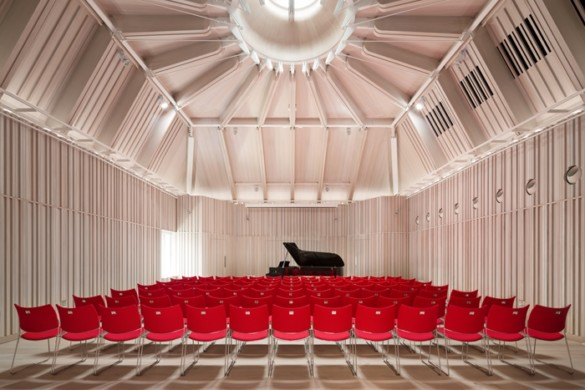 Royal Academy of Music - The Susie Sainsbury Theatre and The Angela Burgess Recital Hall - IGS Magazine - 9