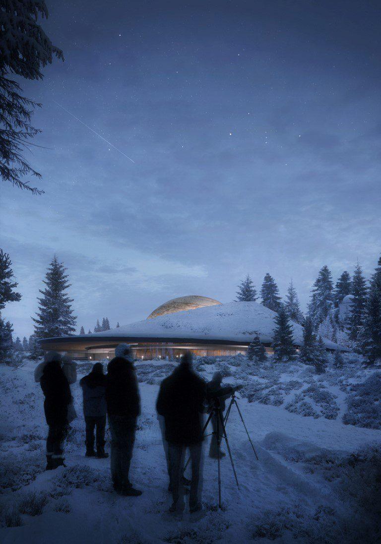 Snøhetta - Planetarium - Norway - IGS Magazine - architecture - 8