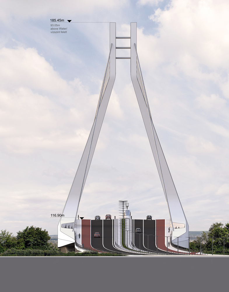 UNStudio wins the competition for the New Budapest Bridge-IGS Magazine-Press Release-9