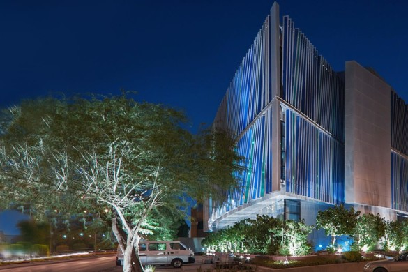 Waha office building - Omrania - IGS Magazine - Building envelopes - facades - 3