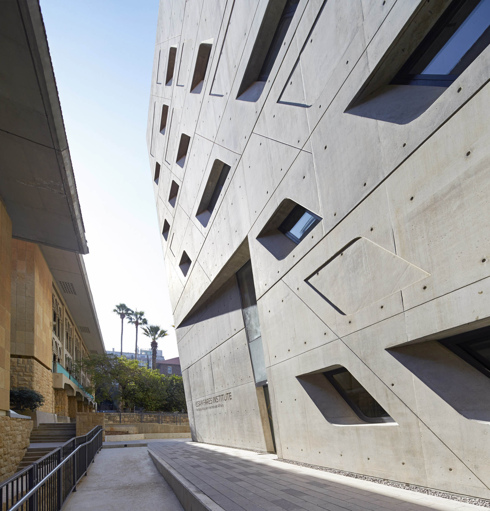 Zaha Hadid-Issam Fares Institute-Bahaa Ghoussainy-IGS Magazine-Through the lens-2