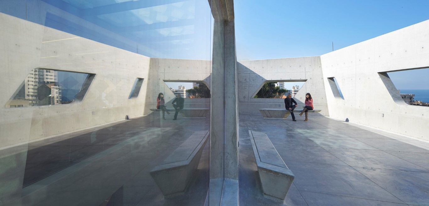 Zaha Hadid-Issam Fares Institute-Bahaa Ghoussainy-IGS Magazine-Through the lens-23