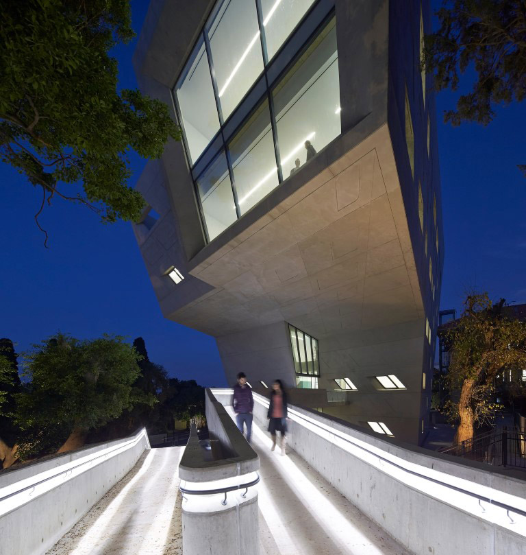 Zaha Hadid-Issam Fares Institute-Bahaa Ghoussainy-IGS Magazine-Through the lens-25