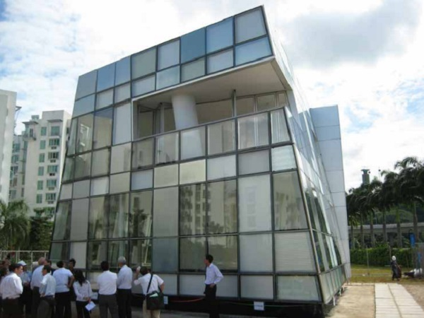 reflections - Glass reimagined - IGS Magazine - 2