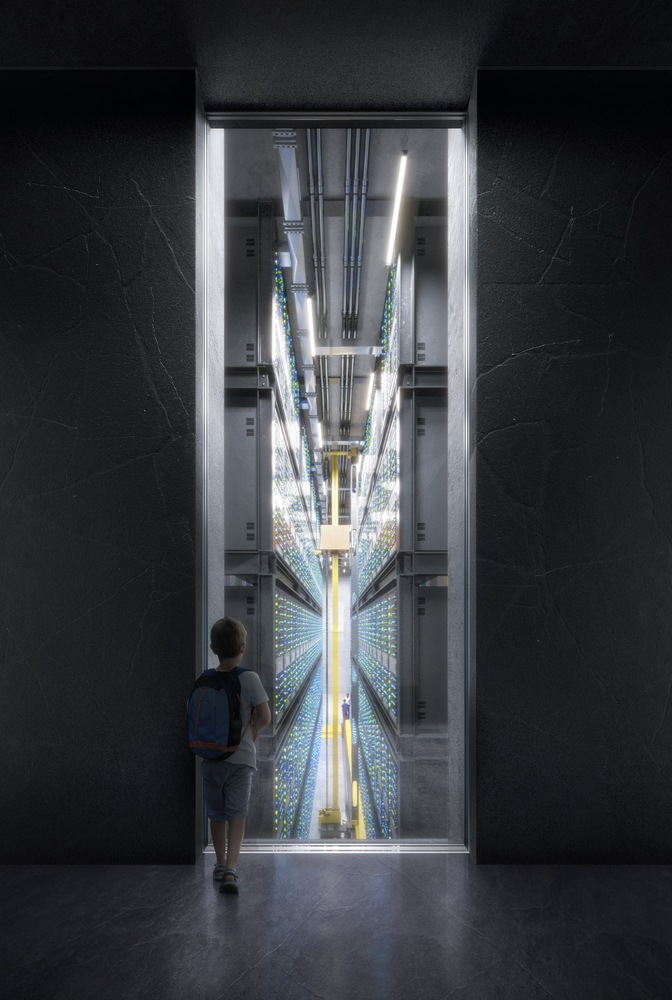 Snøhetta Designs Sustainable Data Center as The Body and Brain of Future Cities-IGS Magazine-2