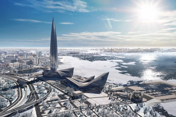 The Lakhta Centre-Europes Tallest Building-IGS Magazine_Featured Article_3