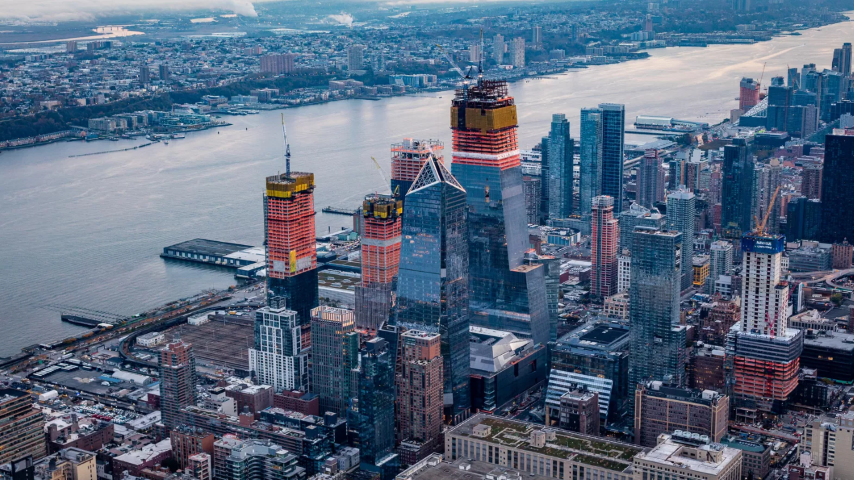 5 NYC Projects - Hudson Yards - IGS Magazine - 1