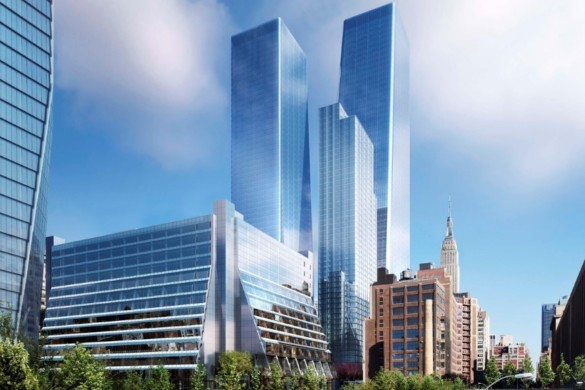 5 NYC Projects - Manhattan West - SOM - IGS Magazine - 1