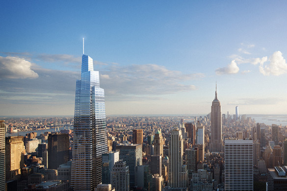 5 NYC Projects - one vanderbilt - KPF - IGS Magazine - 3