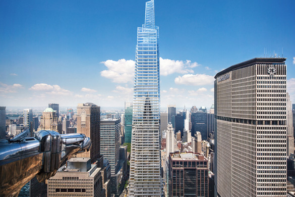 5 NYC Projects - one vanderbilt - KPF - IGS Magazine - 4