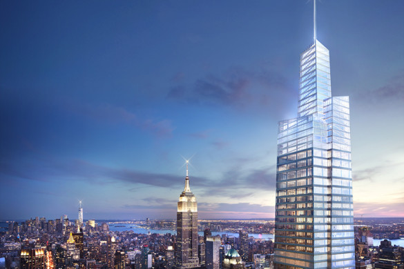 5 NYC Projects - one vanderbilt - KPF - IGS Magazine - 5
