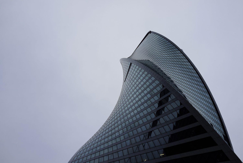 IGS Magazine - RMJM move to Russia - Evolution tower - 1