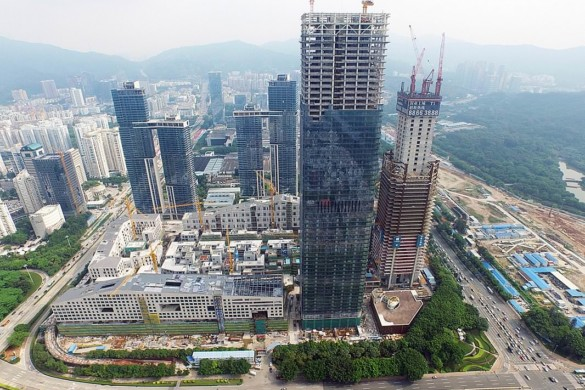 Shum Yip Upperhills mixed-use development − Class A Office & Luxury Hotel Complex - IGS Magazine - 11
