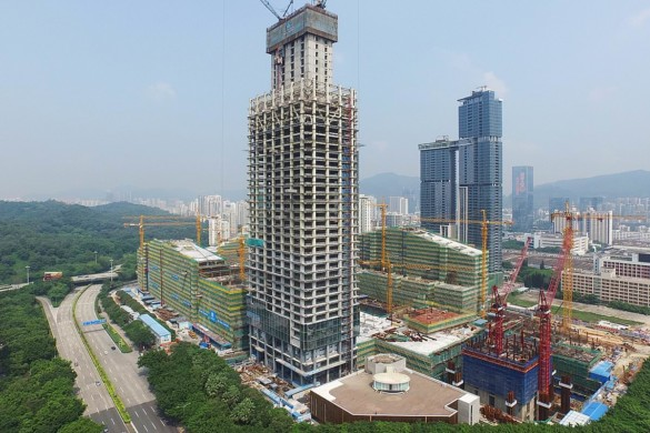 Shum Yip Upperhills mixed-use development − Class A Office & Luxury Hotel Complex - IGS Magazine - 12