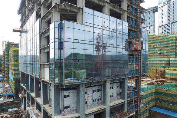 Shum Yip Upperhills mixed-use development − Class A Office & Luxury Hotel Complex - IGS Magazine - 13