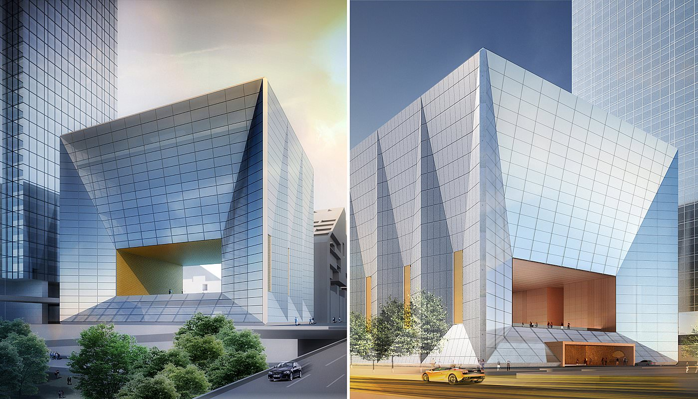 Shum Yip Upperhills mixed-use development − Class A Office & Luxury Hotel Complex - IGS Magazine - 3
