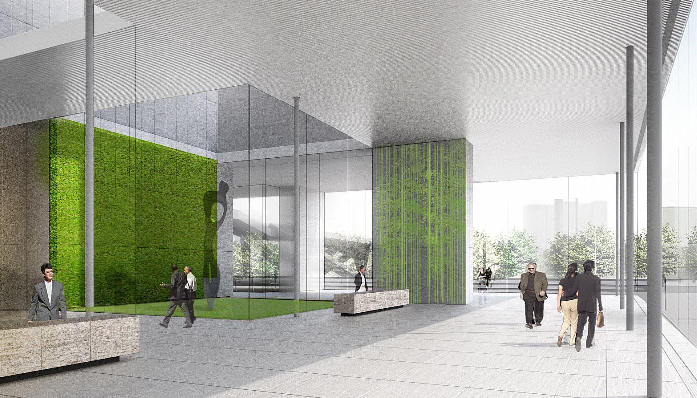 Shum Yip Upperhills mixed-use development − Class A Office & Luxury Hotel Complex - IGS Magazine - 6