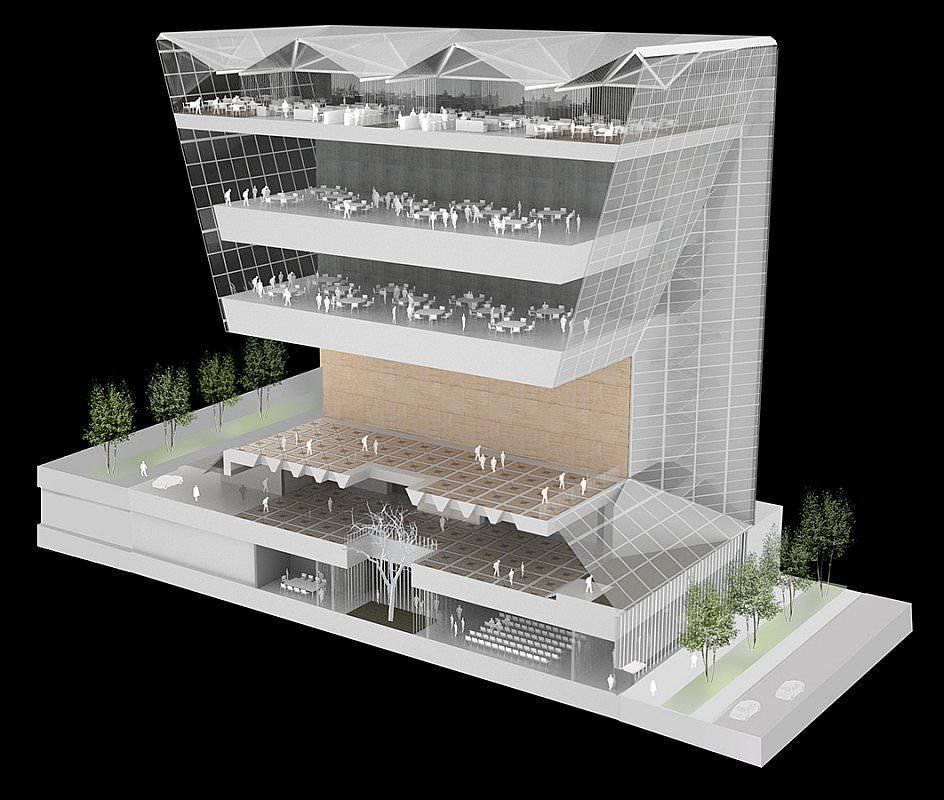 Shum Yip Upperhills mixed-use development − Class A Office & Luxury Hotel Complex - IGS Magazine - 8