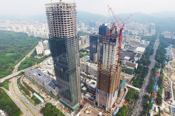 Shum Yip Upperhills mixed-use development − Class A Office & Luxury Hotel Complex - IGS Magazine - 9