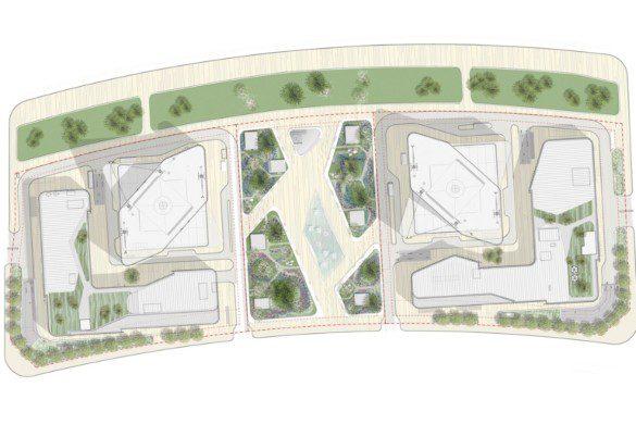 Zhengzhou Twin Towers - IGS Magazine - projects - 11