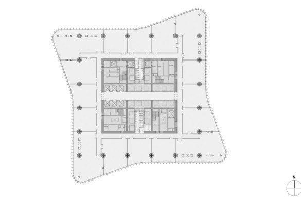 Zhengzhou Twin Towers - IGS Magazine - projects - 13