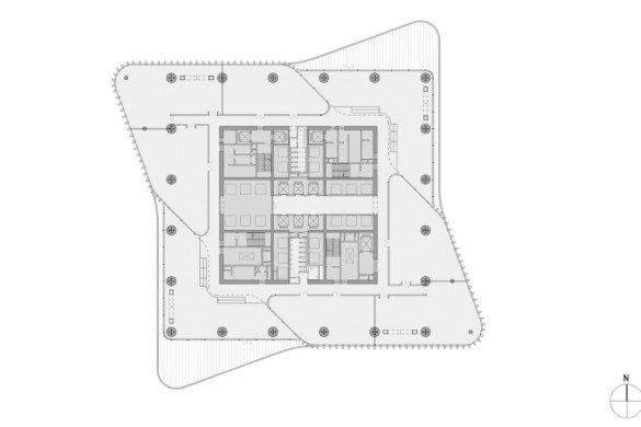 Zhengzhou Twin Towers - IGS Magazine - projects - 14