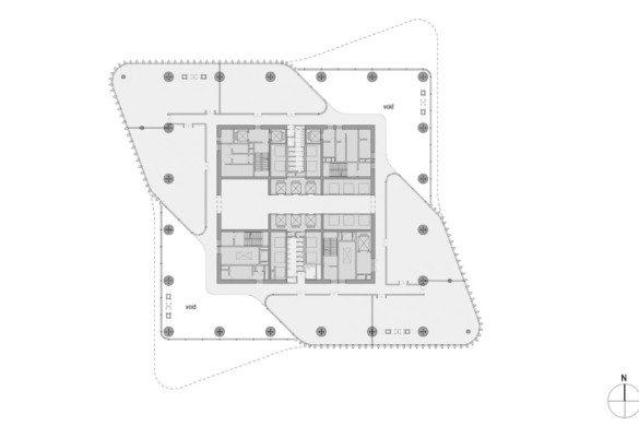 Zhengzhou Twin Towers - IGS Magazine - projects - 15