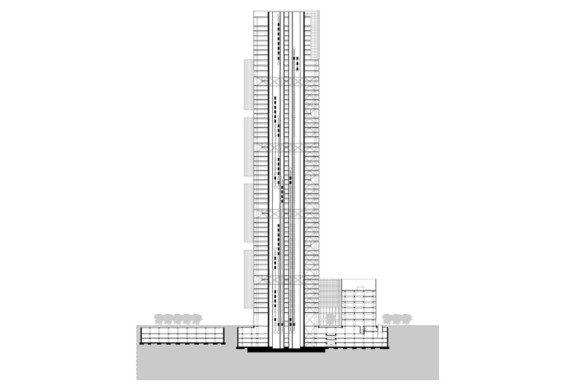 Zhengzhou Twin Towers | gmp Architects