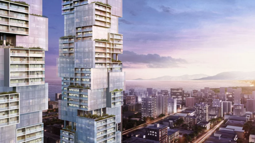 barclay-village-towers-ole-scheeren-vancouver-IGS Magazine - Press Releases - 5