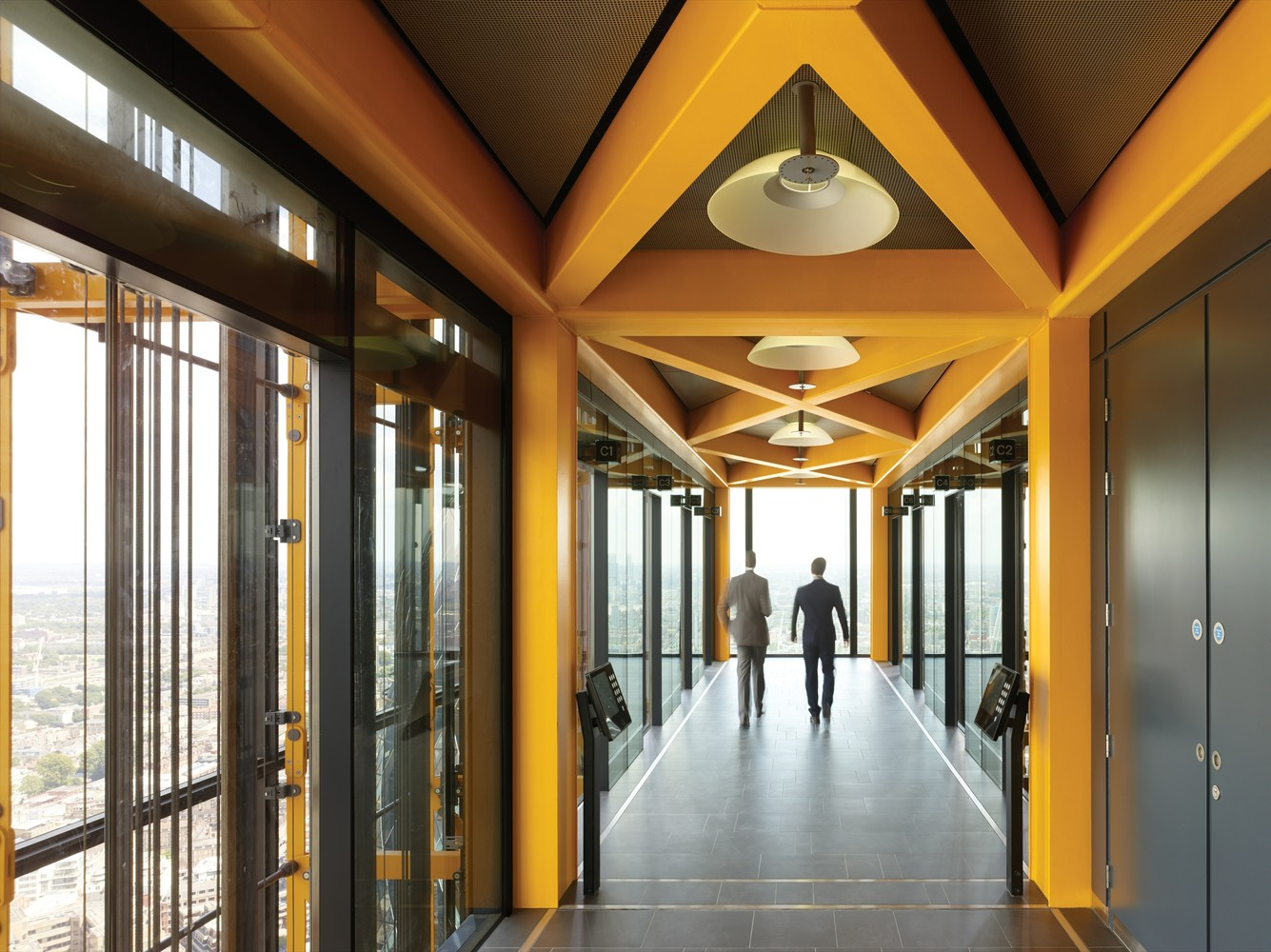 leadenhall building - Roger Stirk Harbour and partners - IGS Magazine - Projects - 2