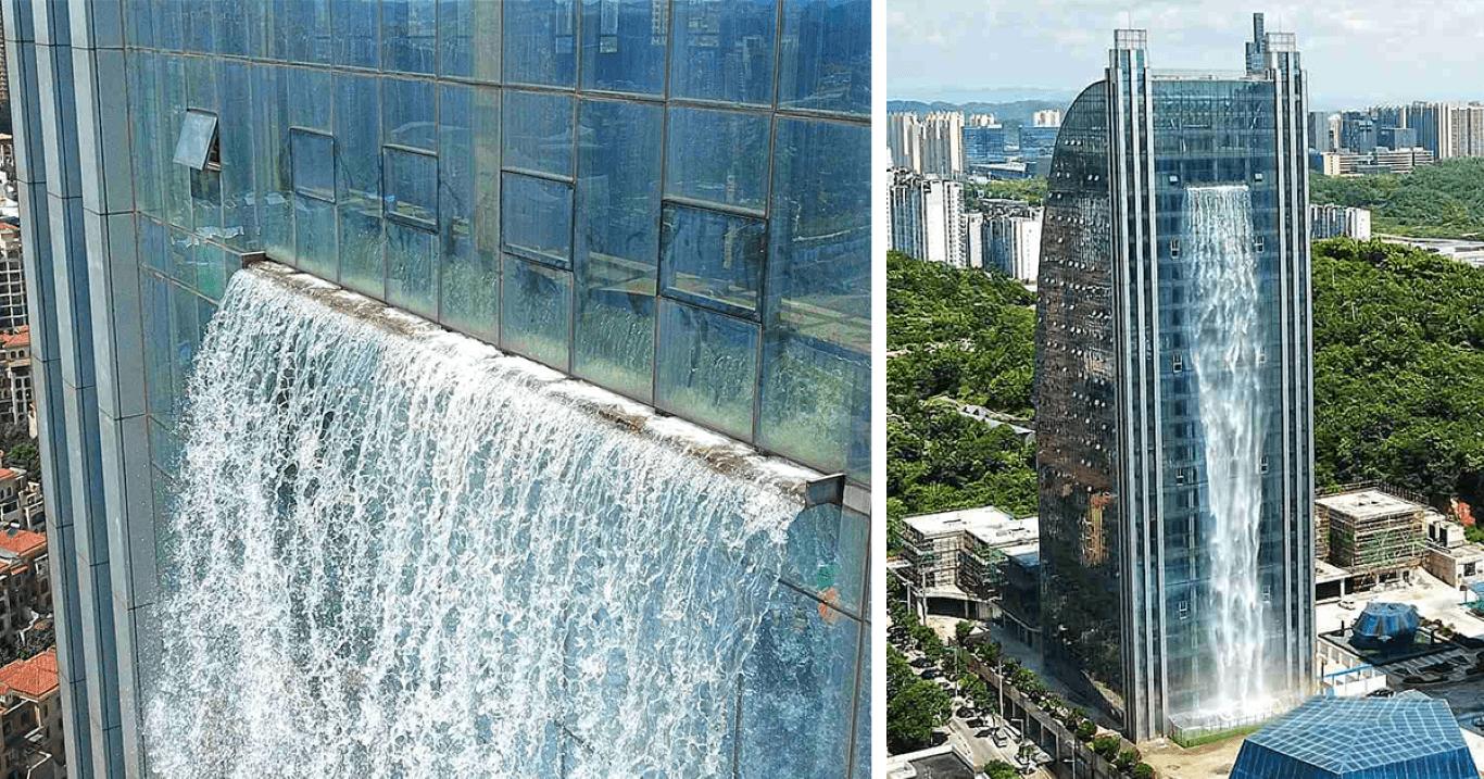 massive-artificial-waterfall-skyscraper-china-guiyang-fb