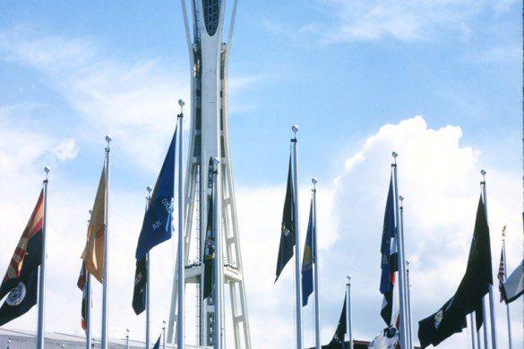 1962 Worlds Fair. Photo credit Donald G. Moss