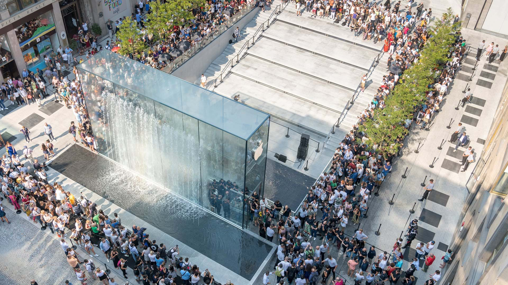 Apple Store-Milan-Foster and Partners-IGS Magazine-Press Release-1