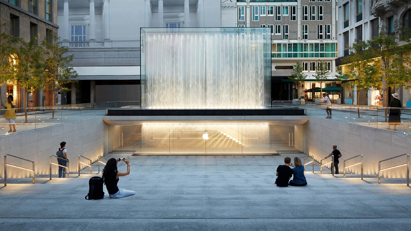 Apple Store-Milan-Foster and Partners-IGS Magazine-Press Release-8