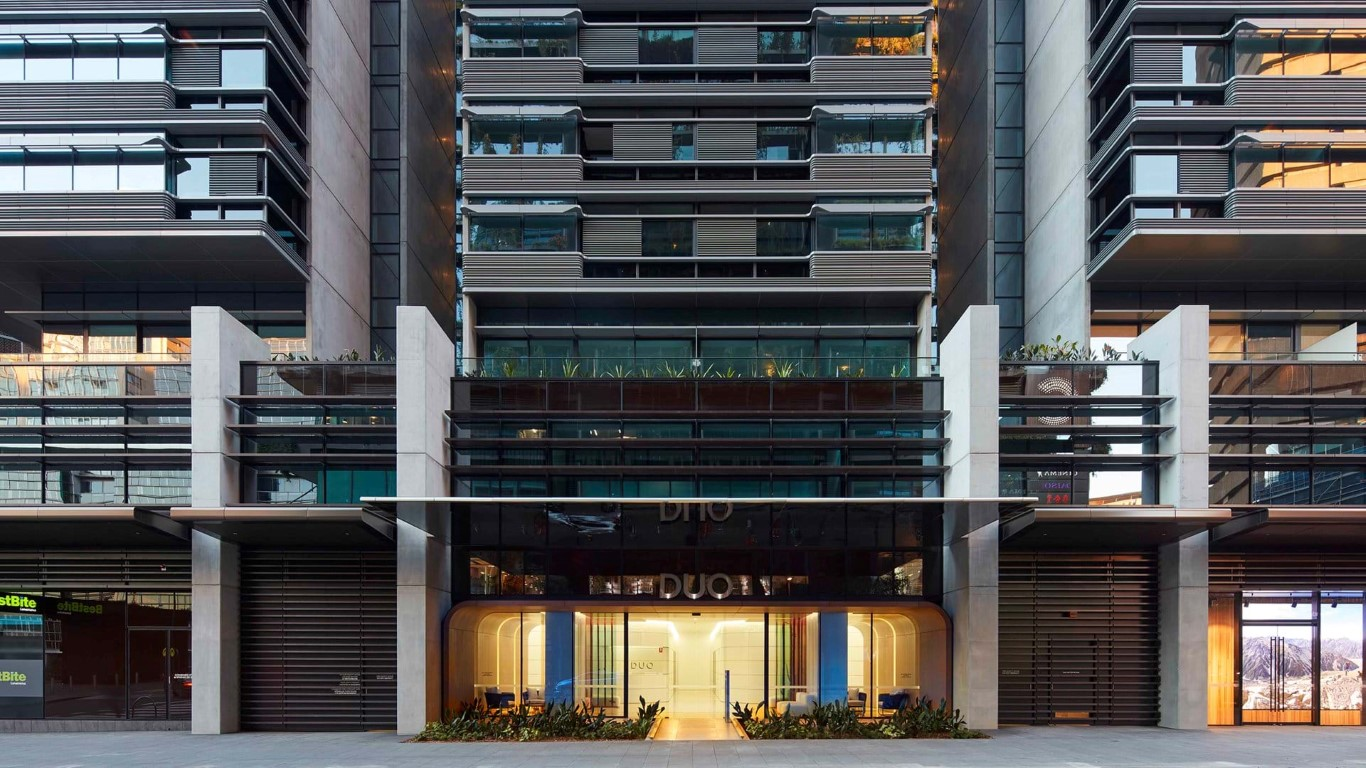 Foster and Partners completes final element of Central Park Precinct, Sydney - 2