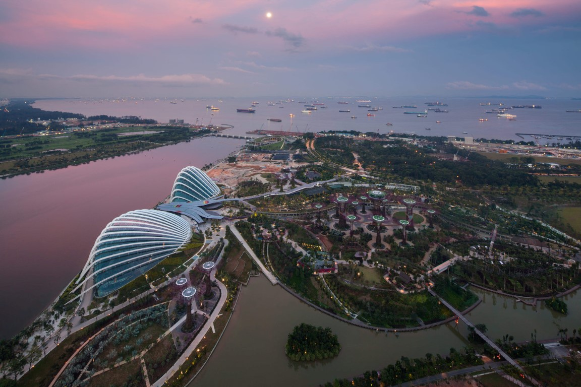 Gardens by the Bay - IGS Magazine - Architecture - Grant Associates - 17