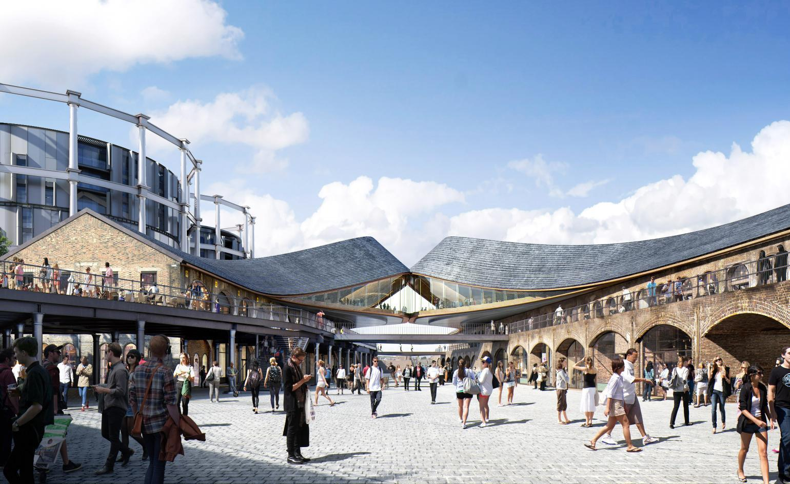 Heatherwick Studios-Coal Drop Yards-Hufton and Crow-IGS Magazine-news-2