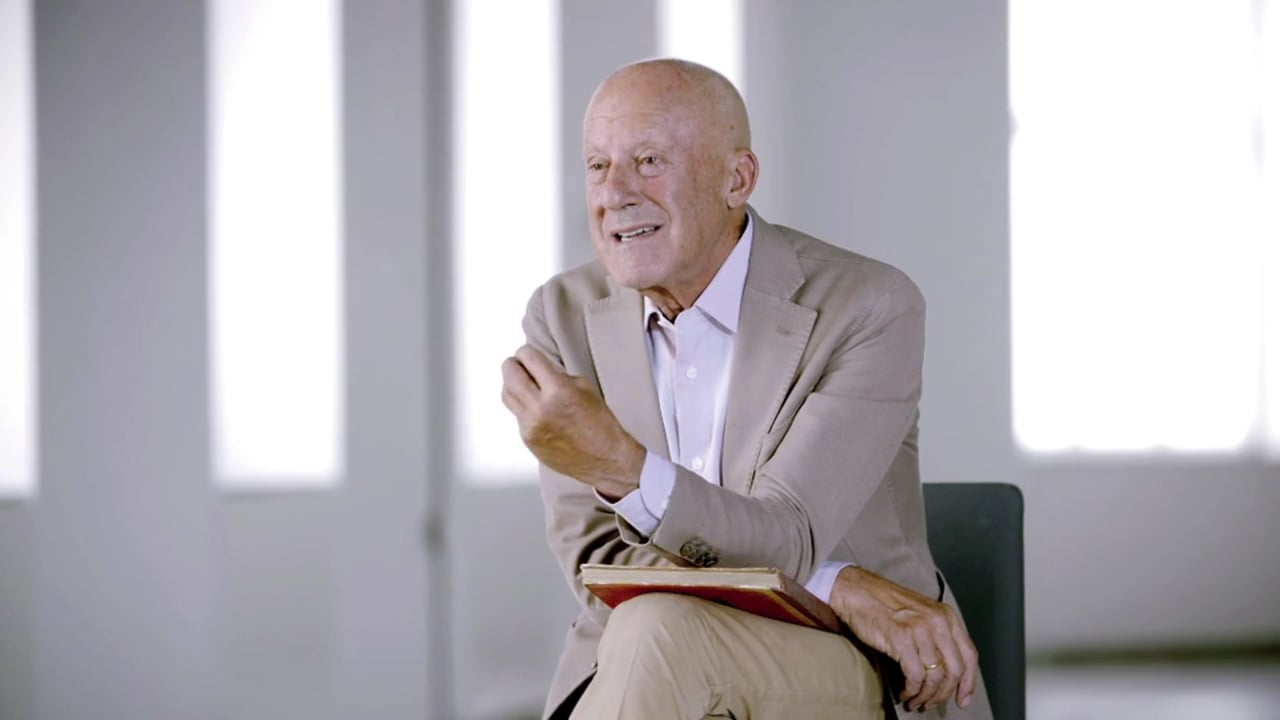 Norman Foster Interview - IGS Magazine - Videos