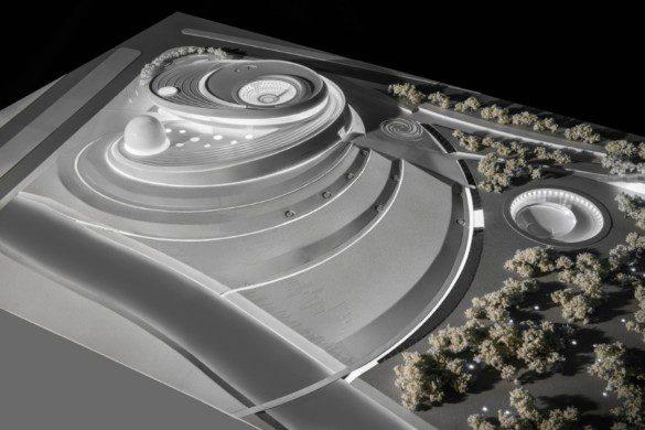 Shanghai Planetarium-Construction Progress-IGS Magazine-VIdeos-4