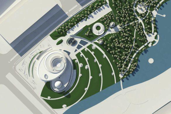 Shanghai Planetarium-Construction Progress-IGS Magazine-VIdeos-7