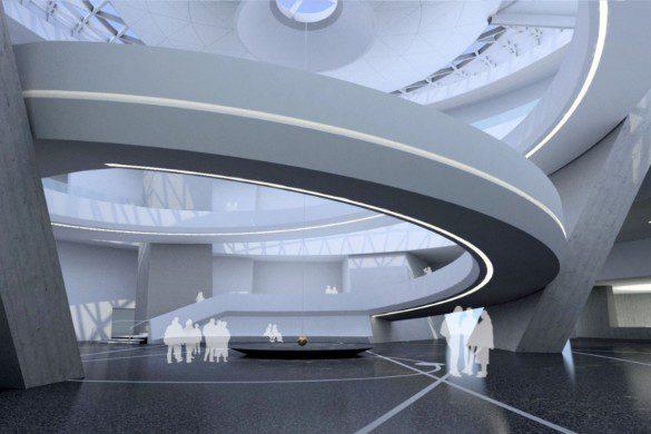 Shanghai Planetarium-Construction Progress-IGS Magazine-VIdeos-8