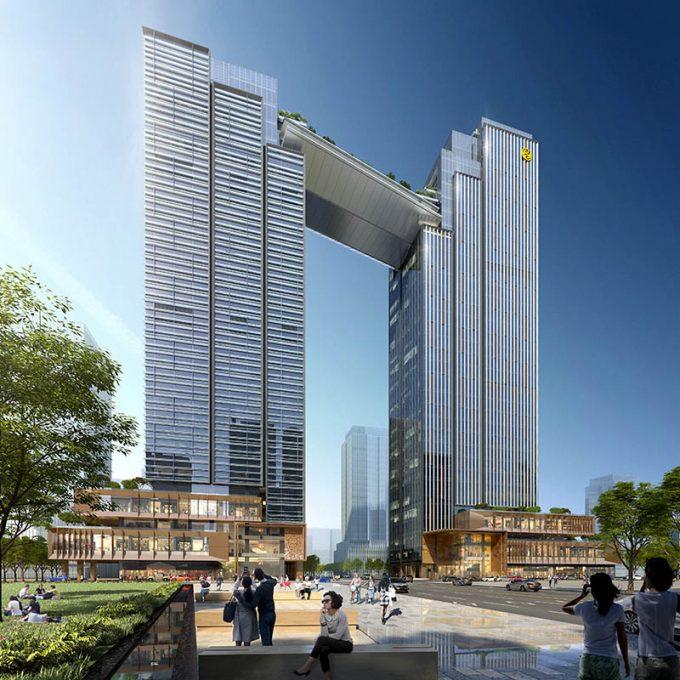 10 DESIGN Creates a New Gateway in Guangzhou-IGS Magazine-press releases-2