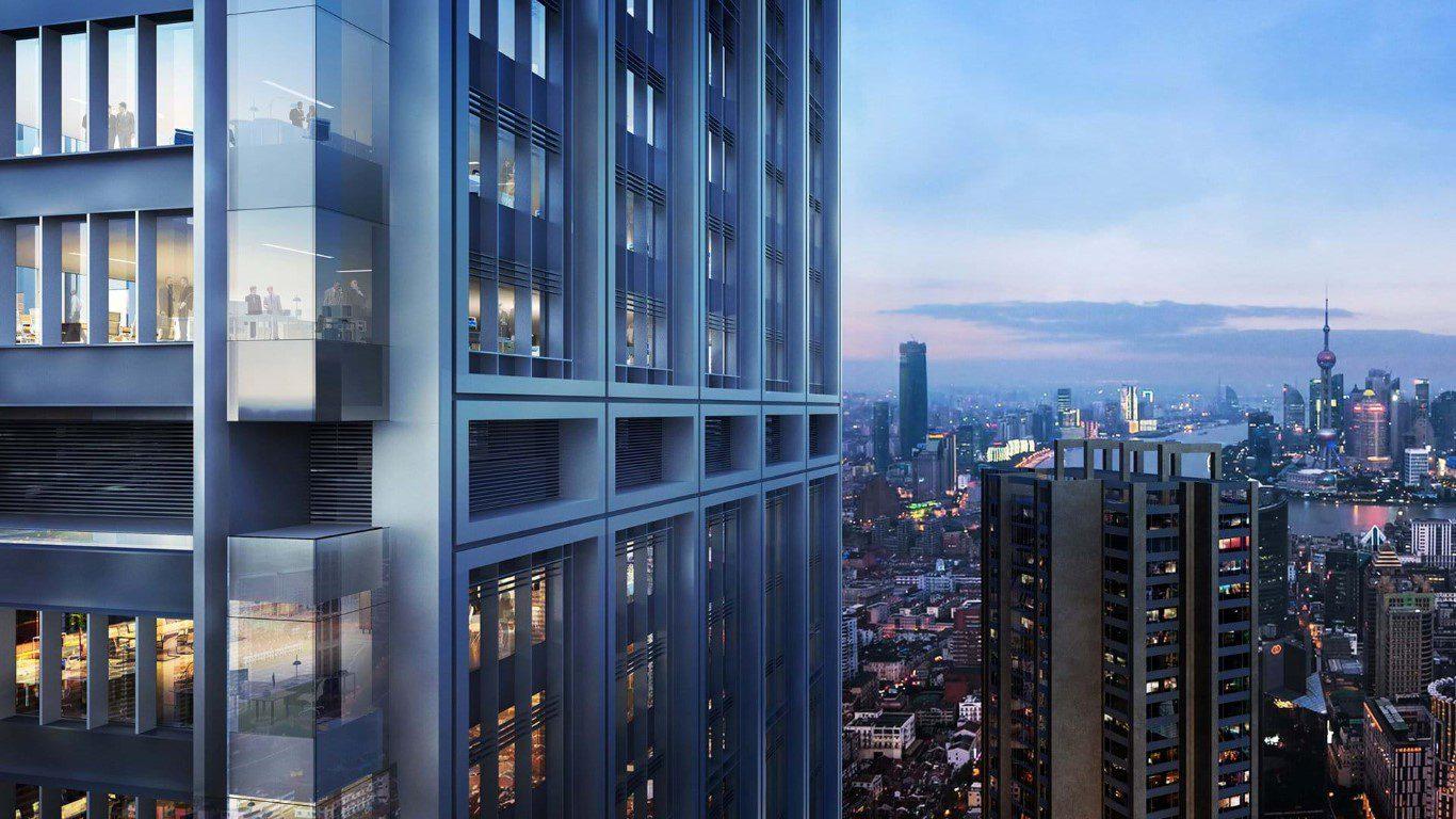 Foster + Partners Breaks Ground on Shanghai Suhewan Skyscraper - Press Release - IGS Magazine - 2
