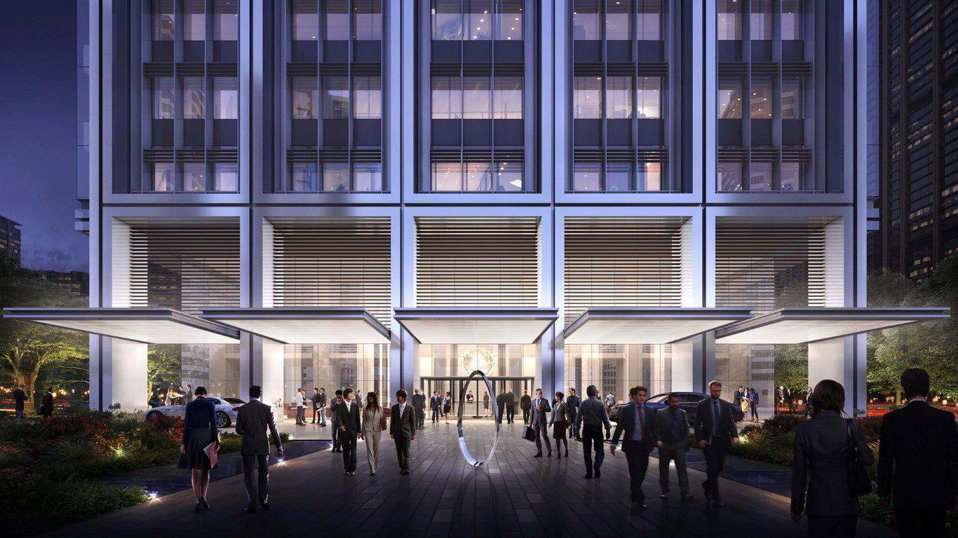 Foster + Partners Breaks Ground on Shanghai Suhewan Skyscraper - Press Release - IGS Magazine - 4
