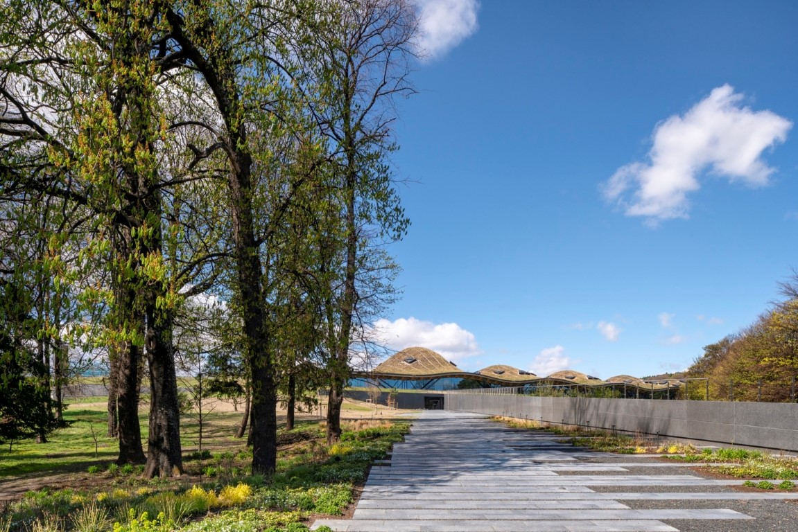 Macallan Distillery for RSH-P