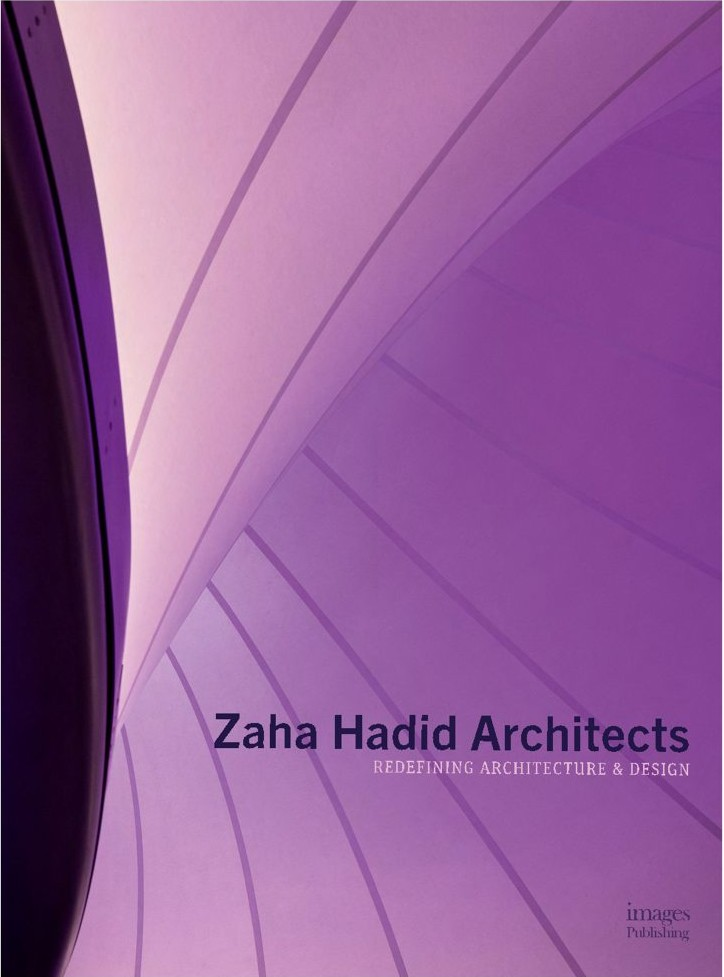 zaha hadid book - igs magazine - press release -1