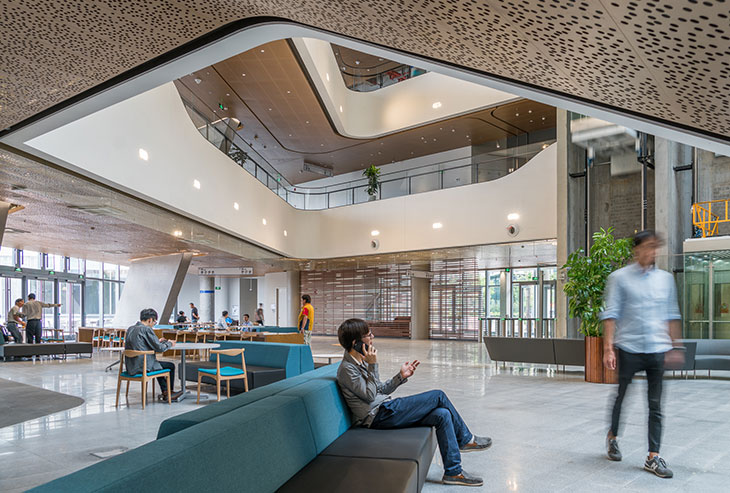 Designing the First Triple-Certified Green Building in China-igs magazine-architecture-3