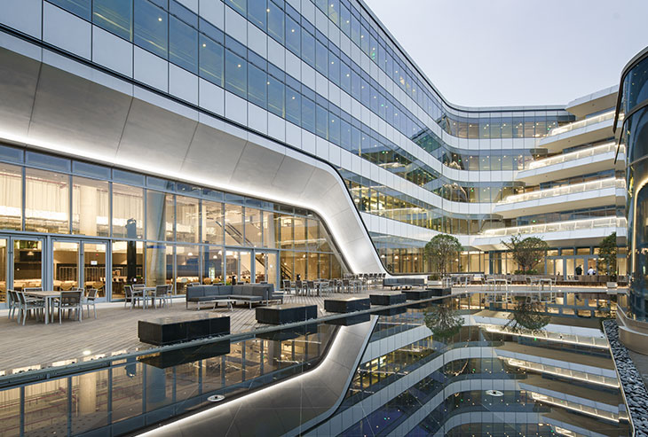 Designing the First Triple-Certified Green Building in China-igs magazine-architecture-4